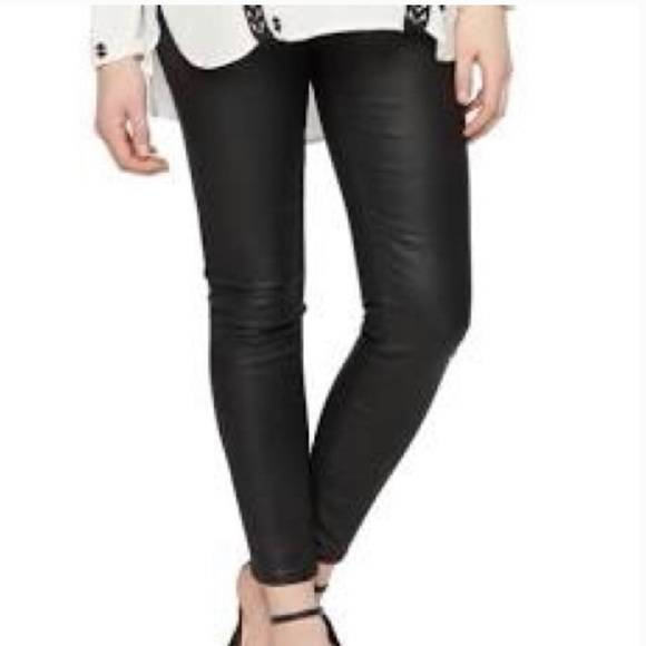 Vigoss Pants - Vigoss The Jagger Super Skinny Black Pants 30